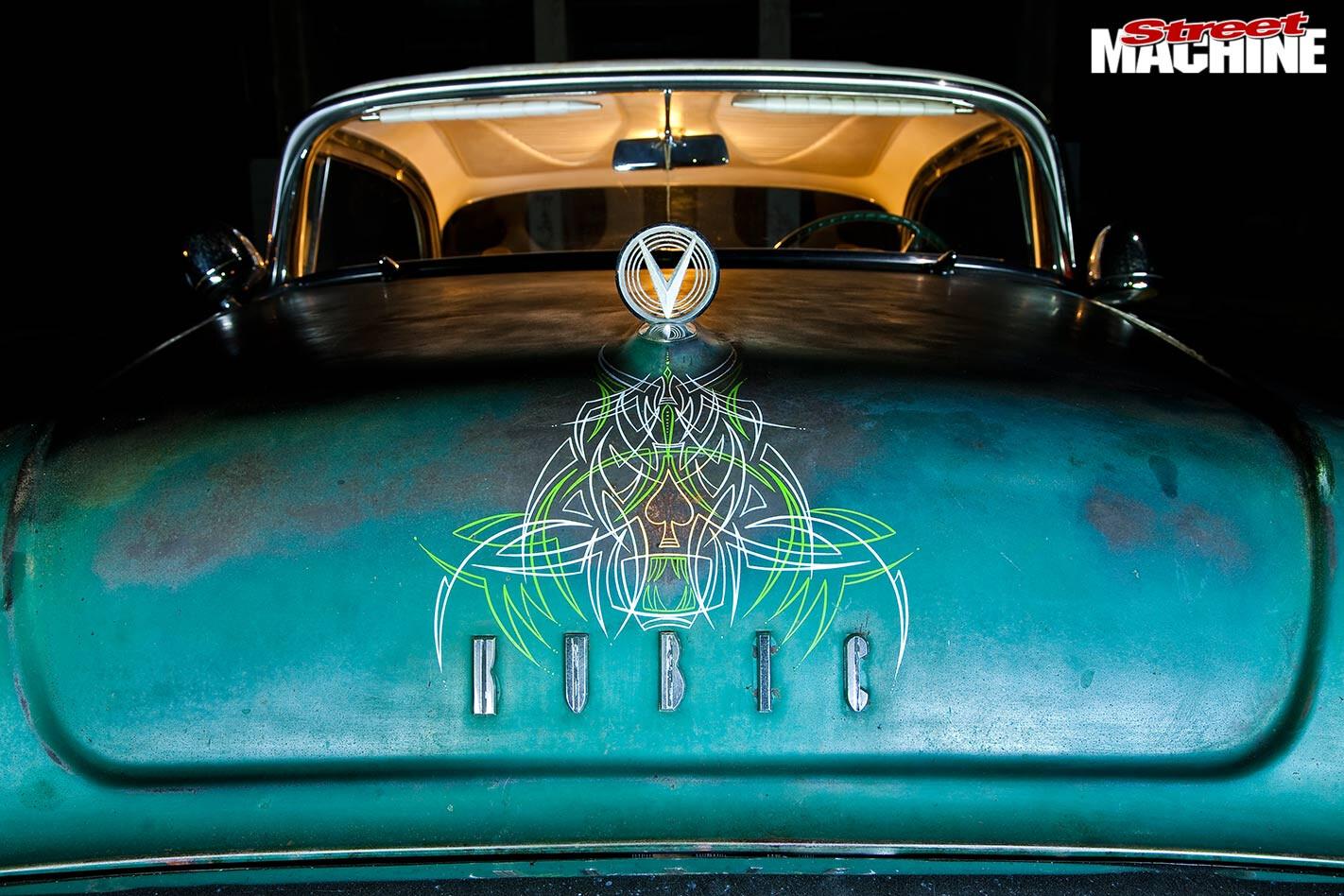 Buick Century bonnet