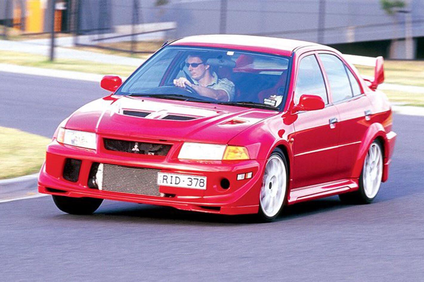 Mitsubishi Australia best sports cars