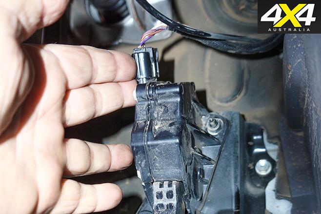 Unplug throttle