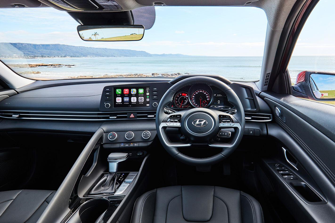 Hyundai i30 sedan ANCAP