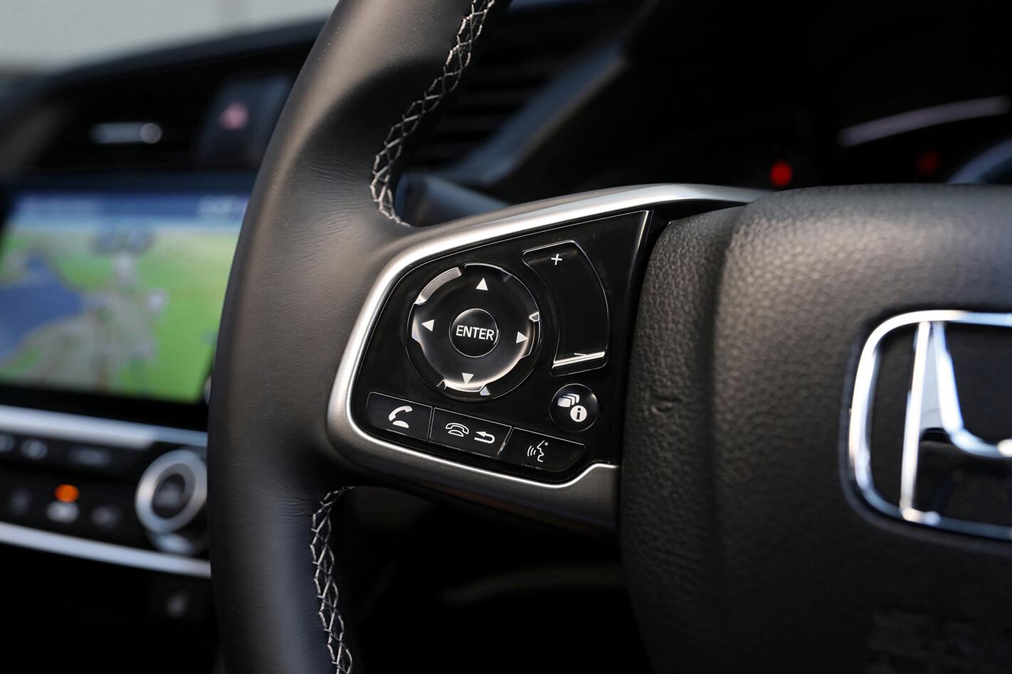 Honda Civic VTi-LX sedan