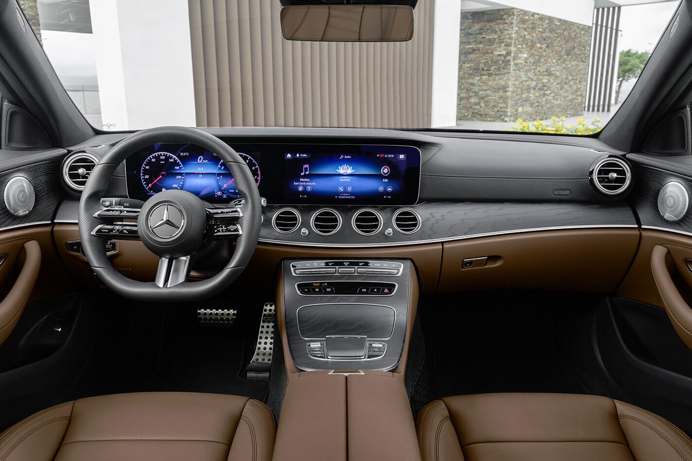 Mercedes-Benz E-Class 2020 facelift