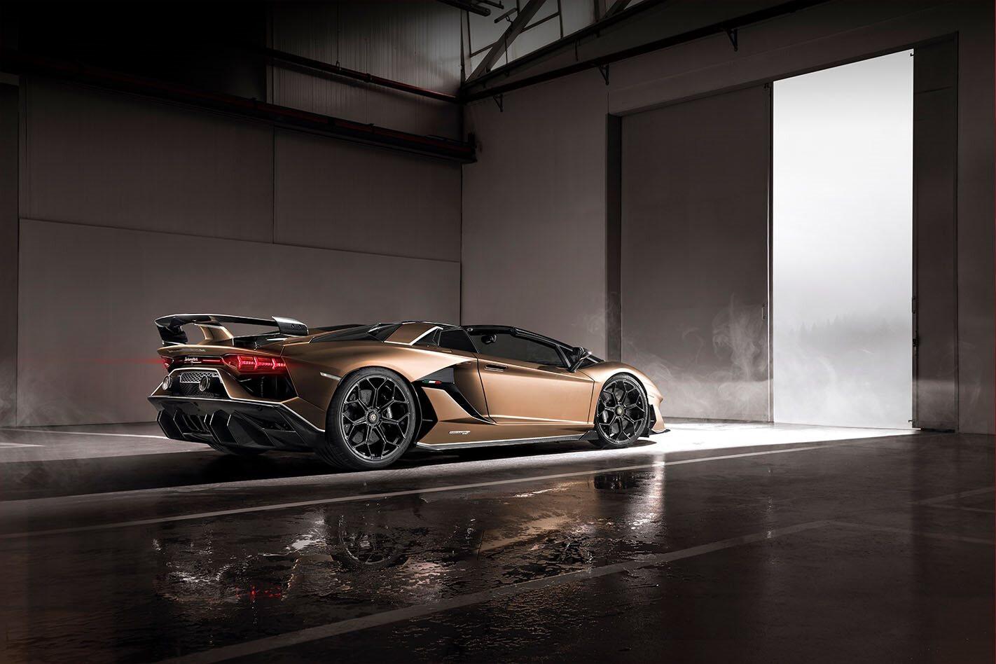 Lamborghini V12 not dead