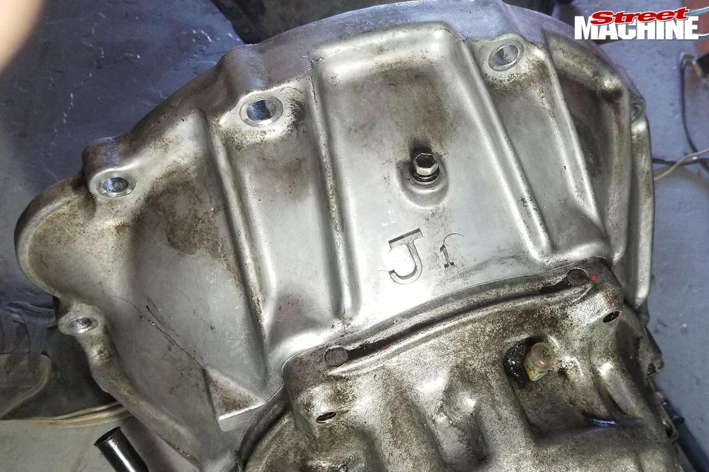 Carnage Trolvo transmission