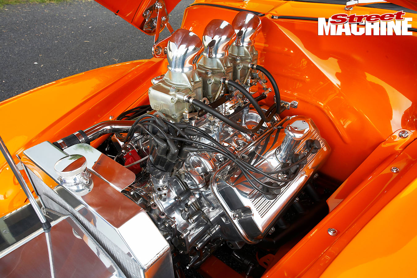 Holden -FJB-010-engine