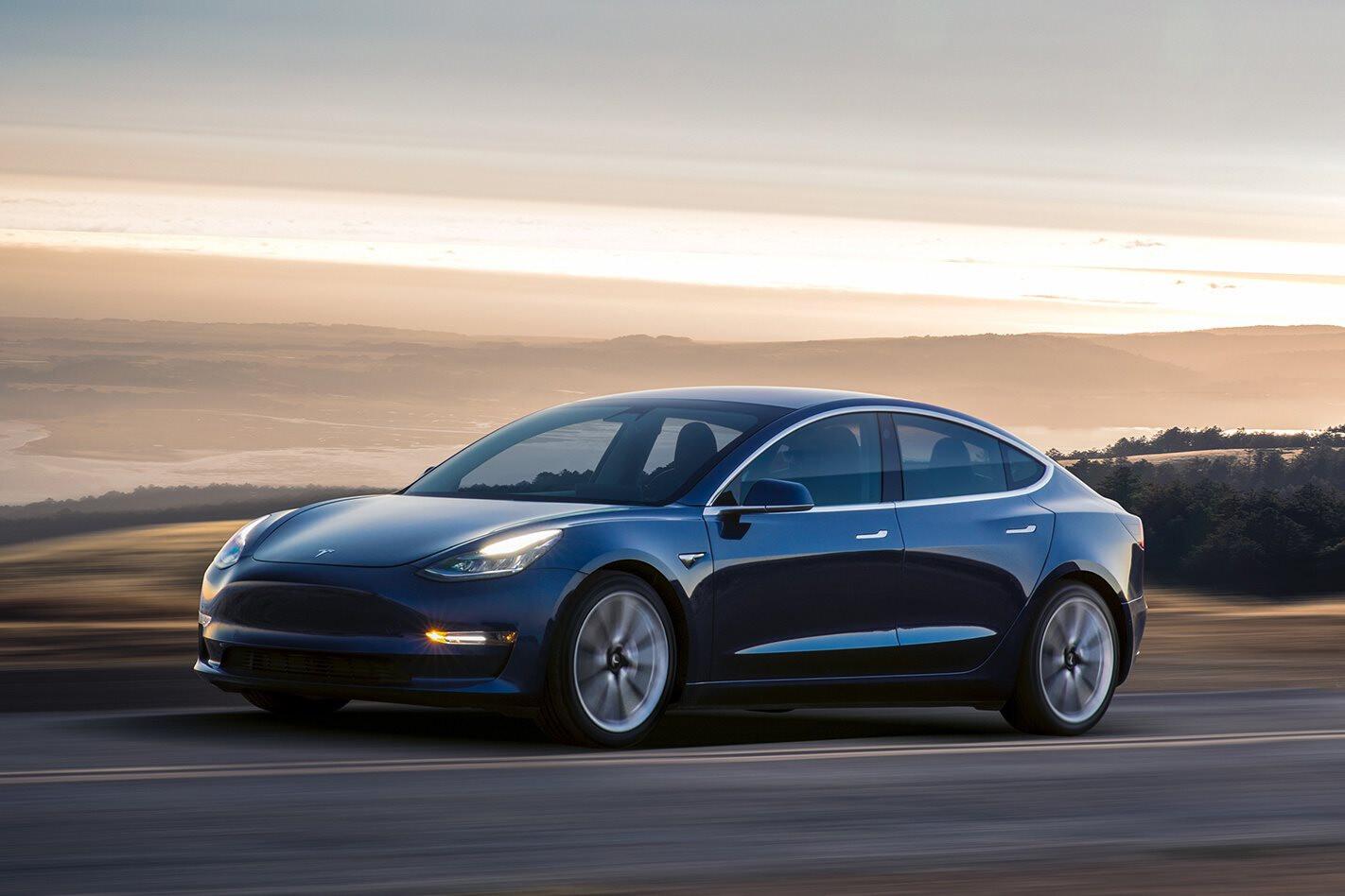 Tesla 3 Tracking Jpg