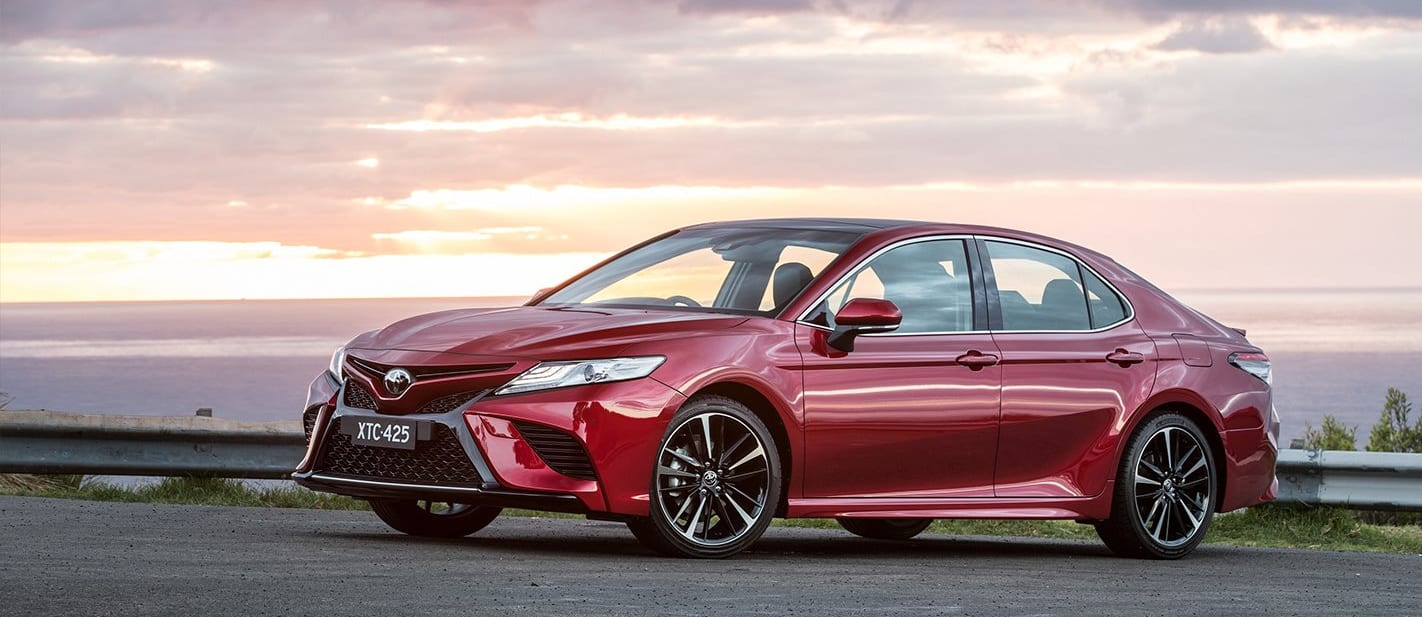 2018 Toyota Camry Which Spec is best