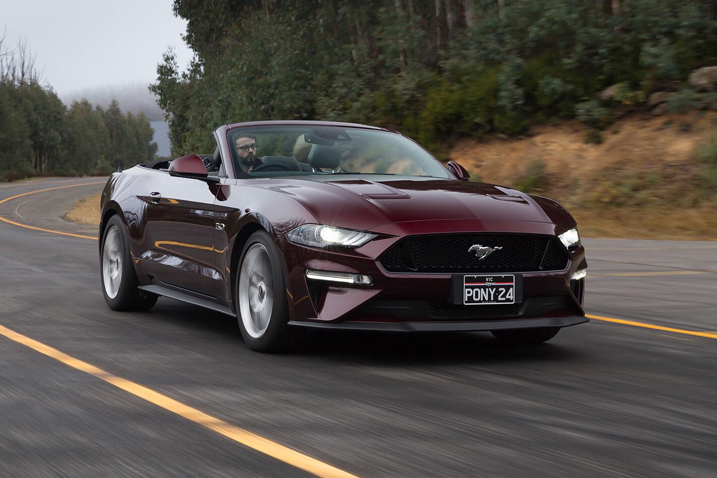 Ford Mustang Convertible Jpg