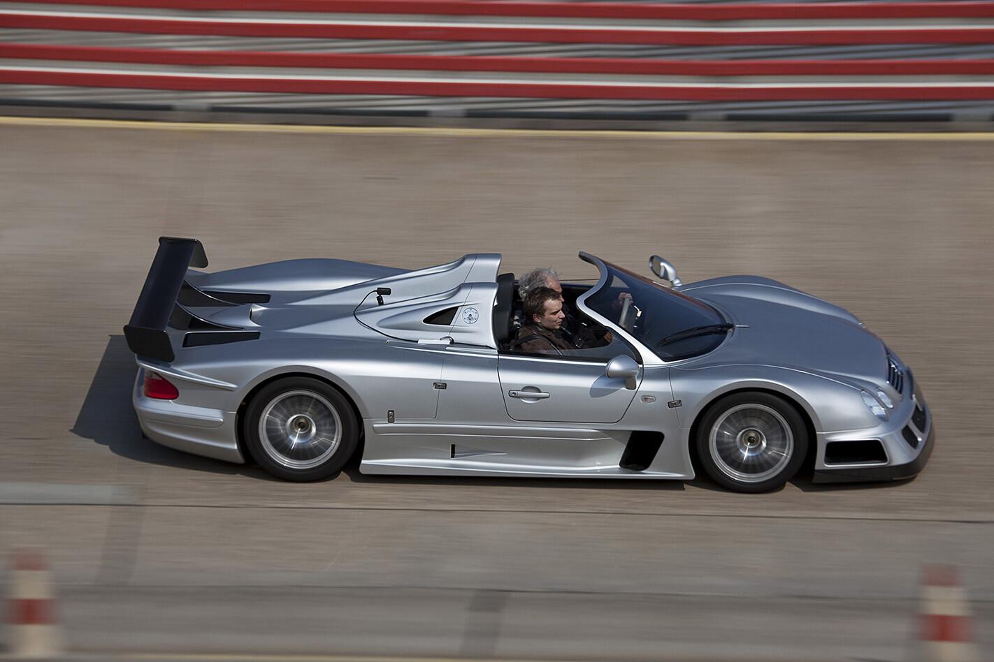 27 Mercedes Benz CLK GTR Web Jpg