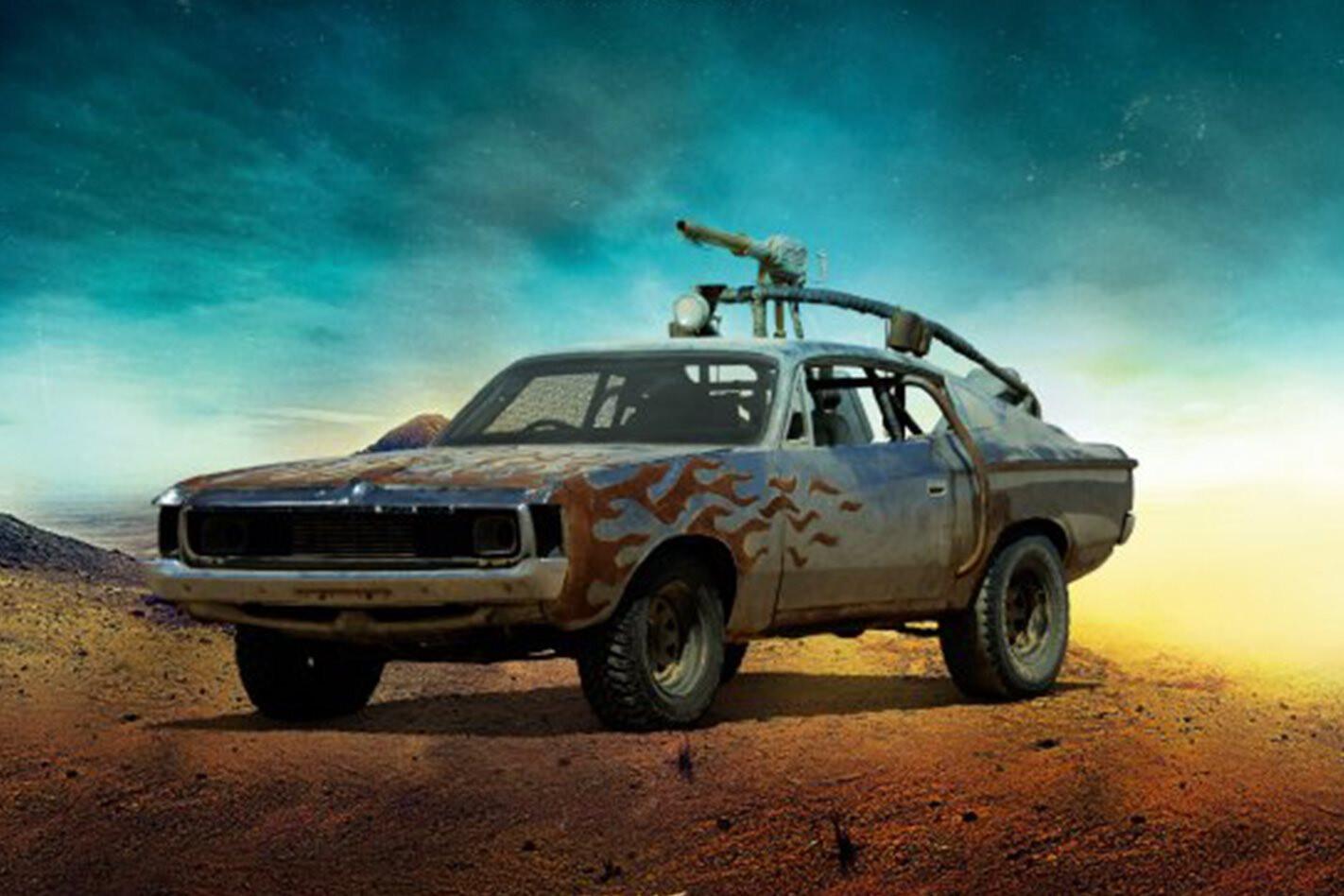 Prince Valiant Mad Max 1 Jpg