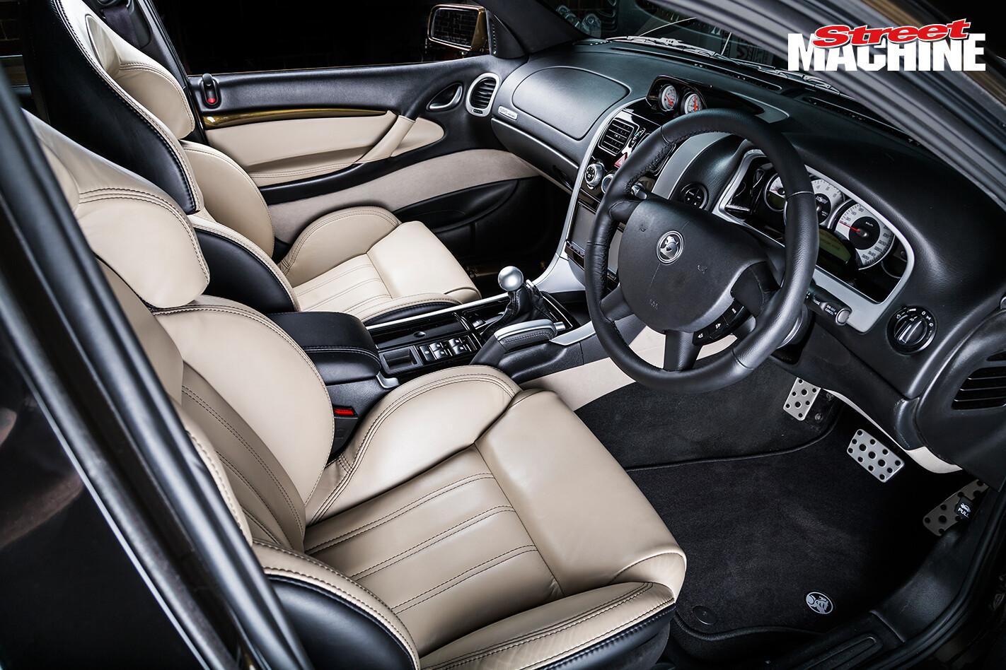 Turbo VY Commodore KINGGM 2 Nw