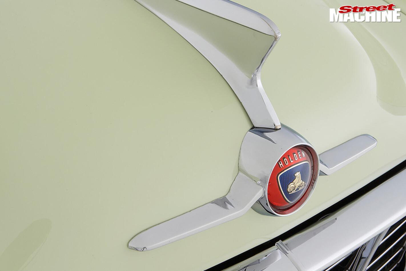 Holden FE badge