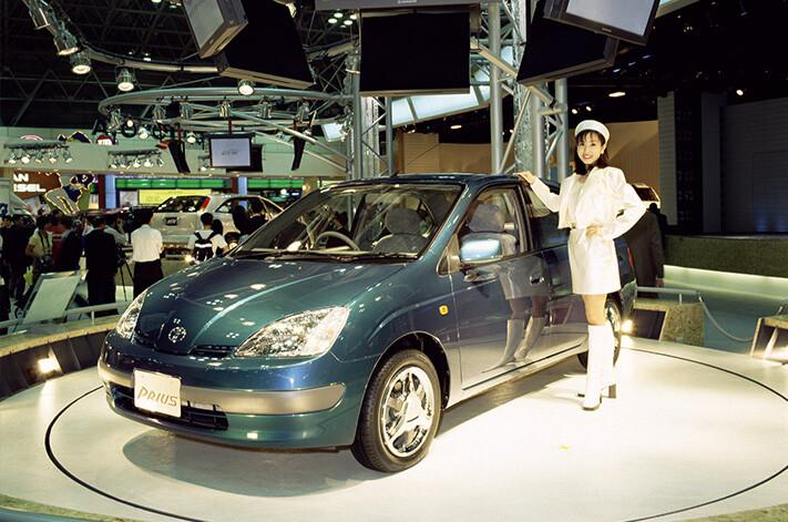 Toyota Prius 1st Generation Motor Show Jpg