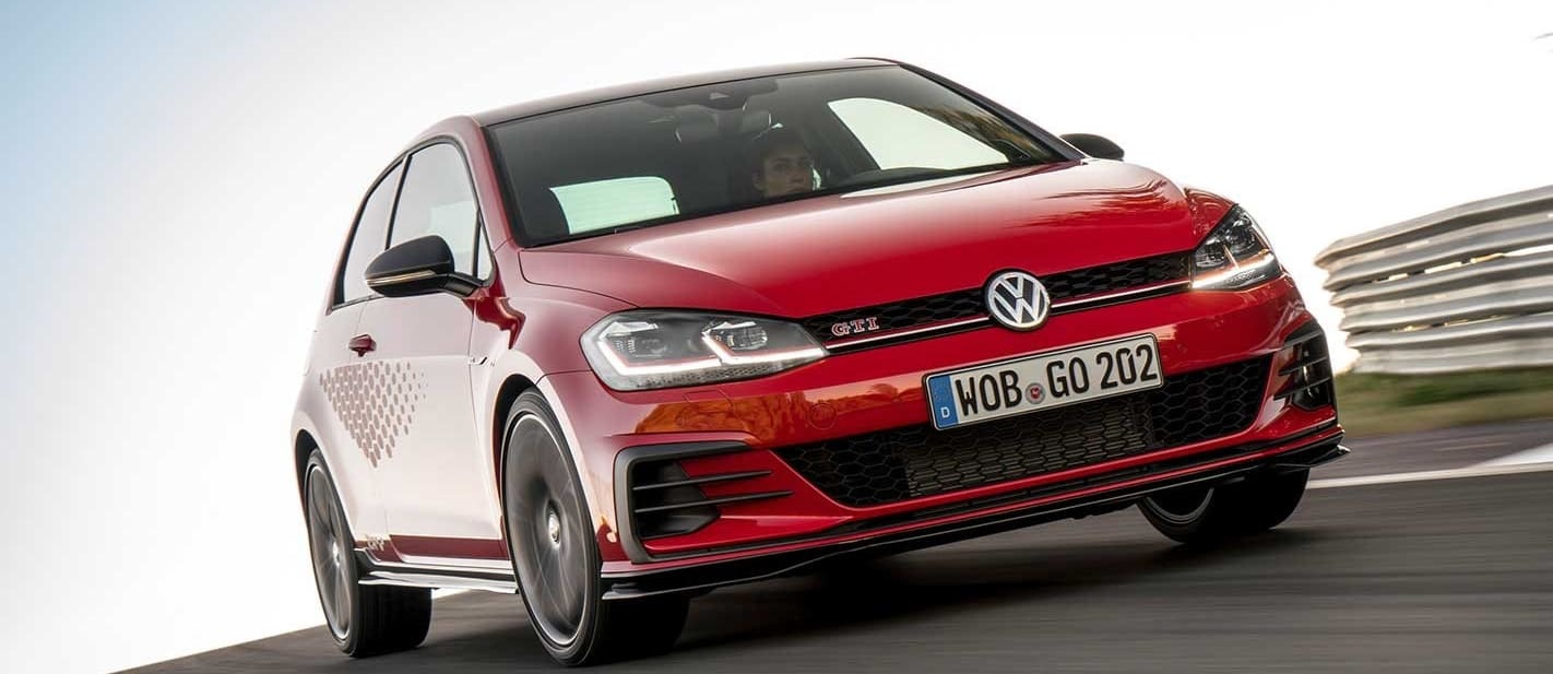 Volkswagen Golf GTI TCR launched overseas