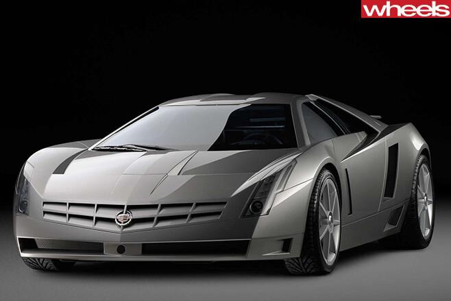 Cadillac -Cien -supercar