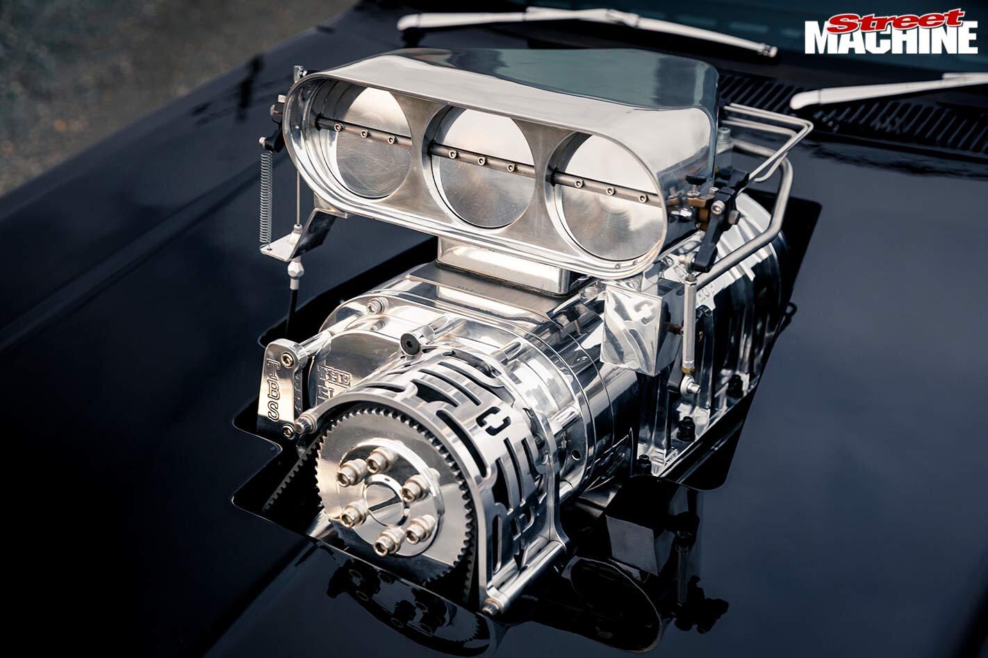 Holden LX Torana blower
