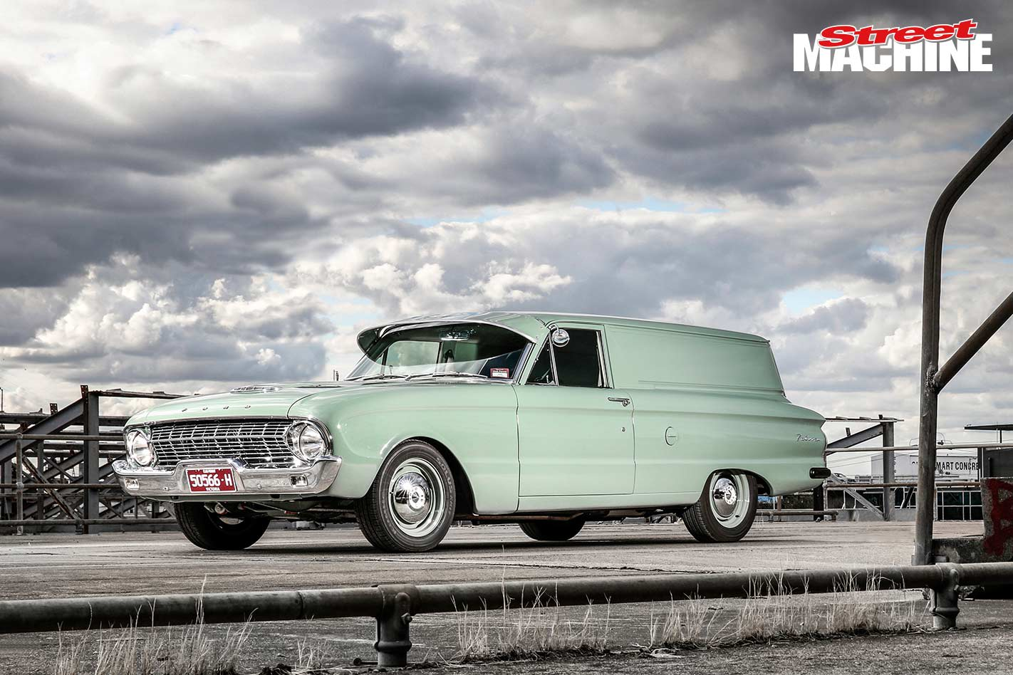 Ford XL Falcon Delivery 5 Nw