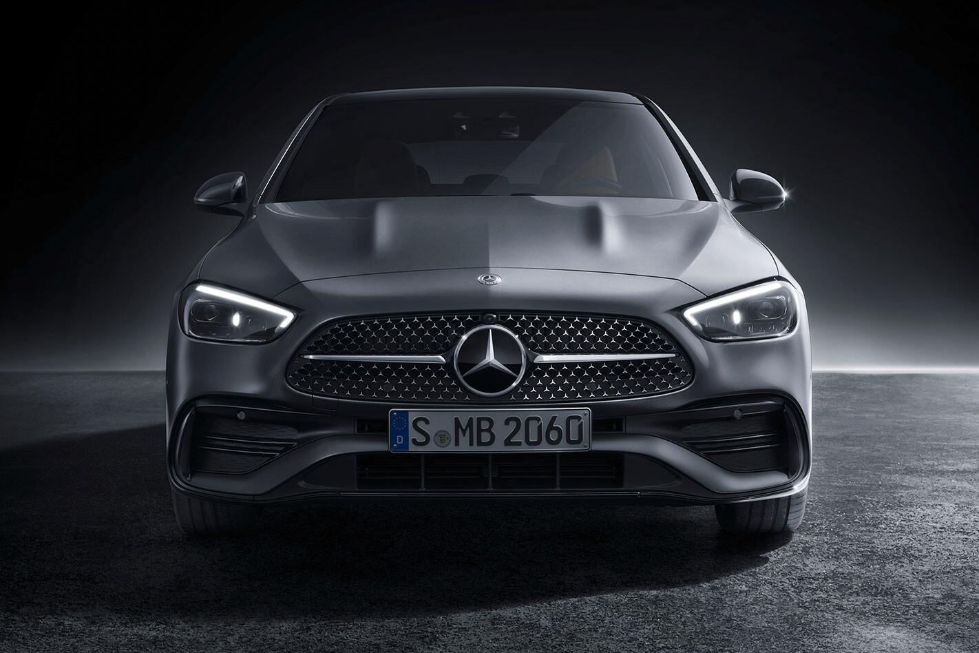 2022 Mercedes-Benz W206 C-Class