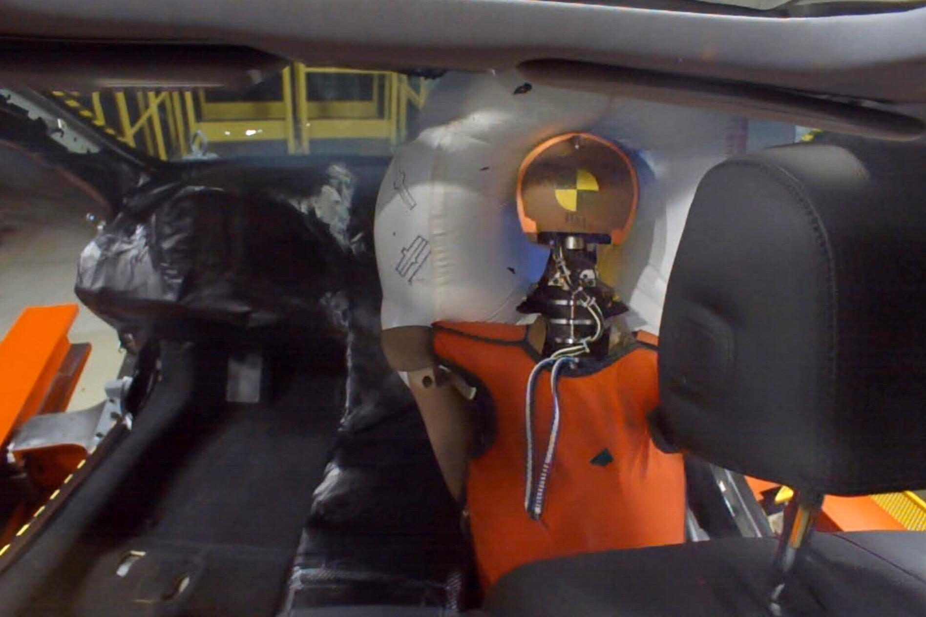 Honda new airbag
