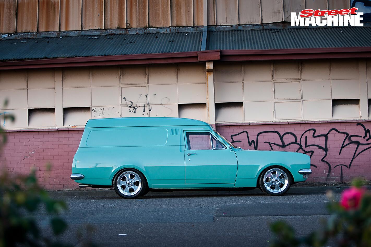 HT Holden Panel Van 10 Nw