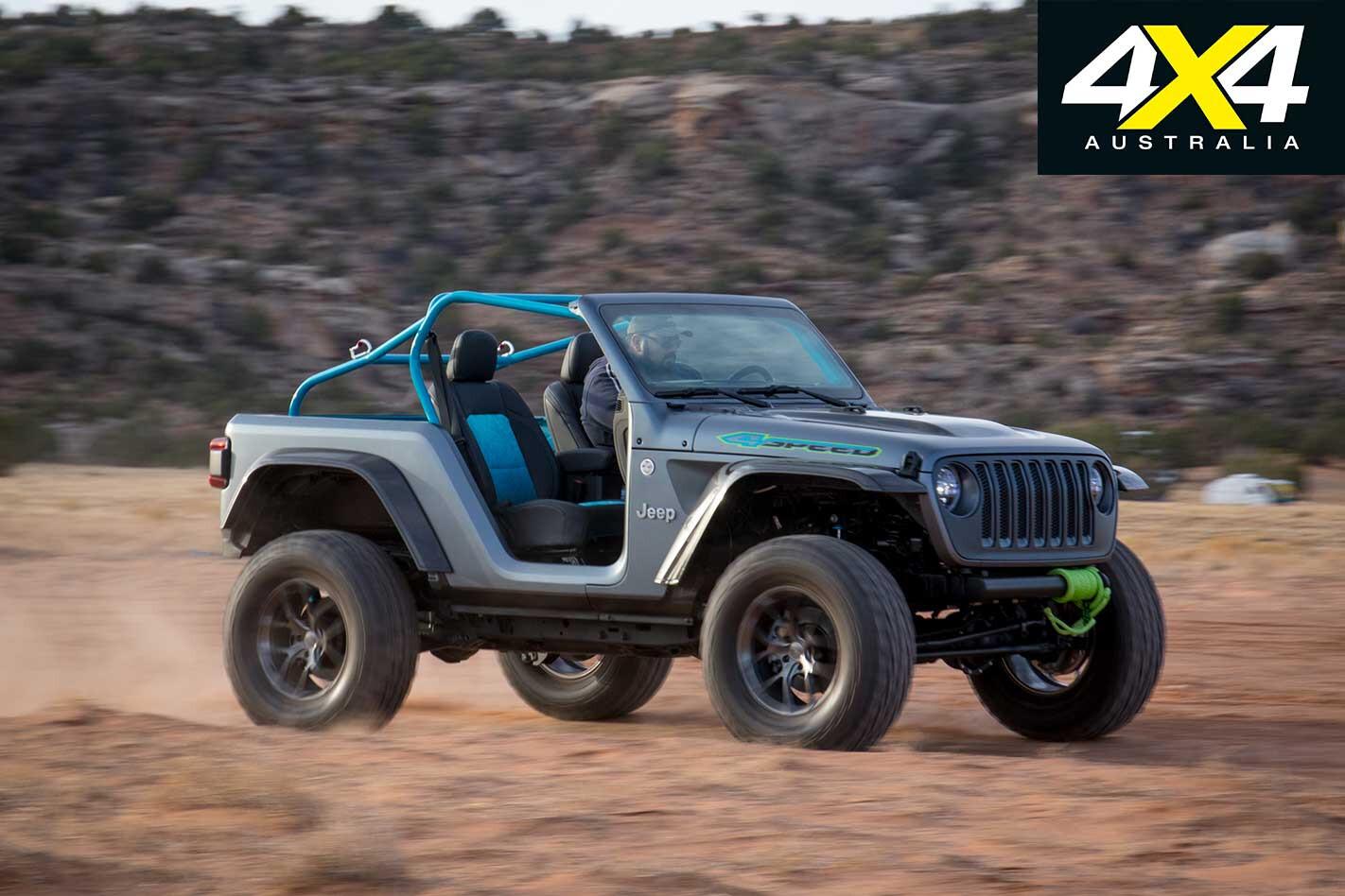 2018 Moab Easter Jeep Safari Concept 4 X 4 Highlights 4 Speed Jpg