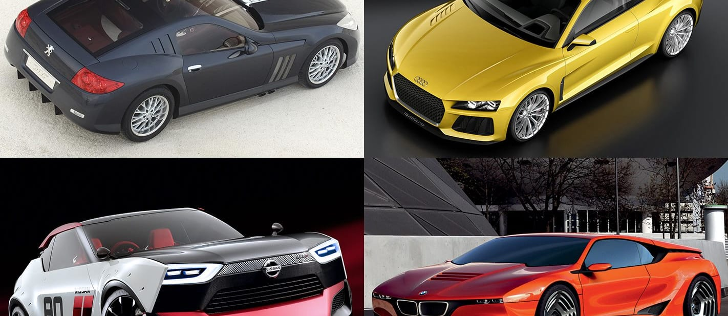 9 cracking concept cars