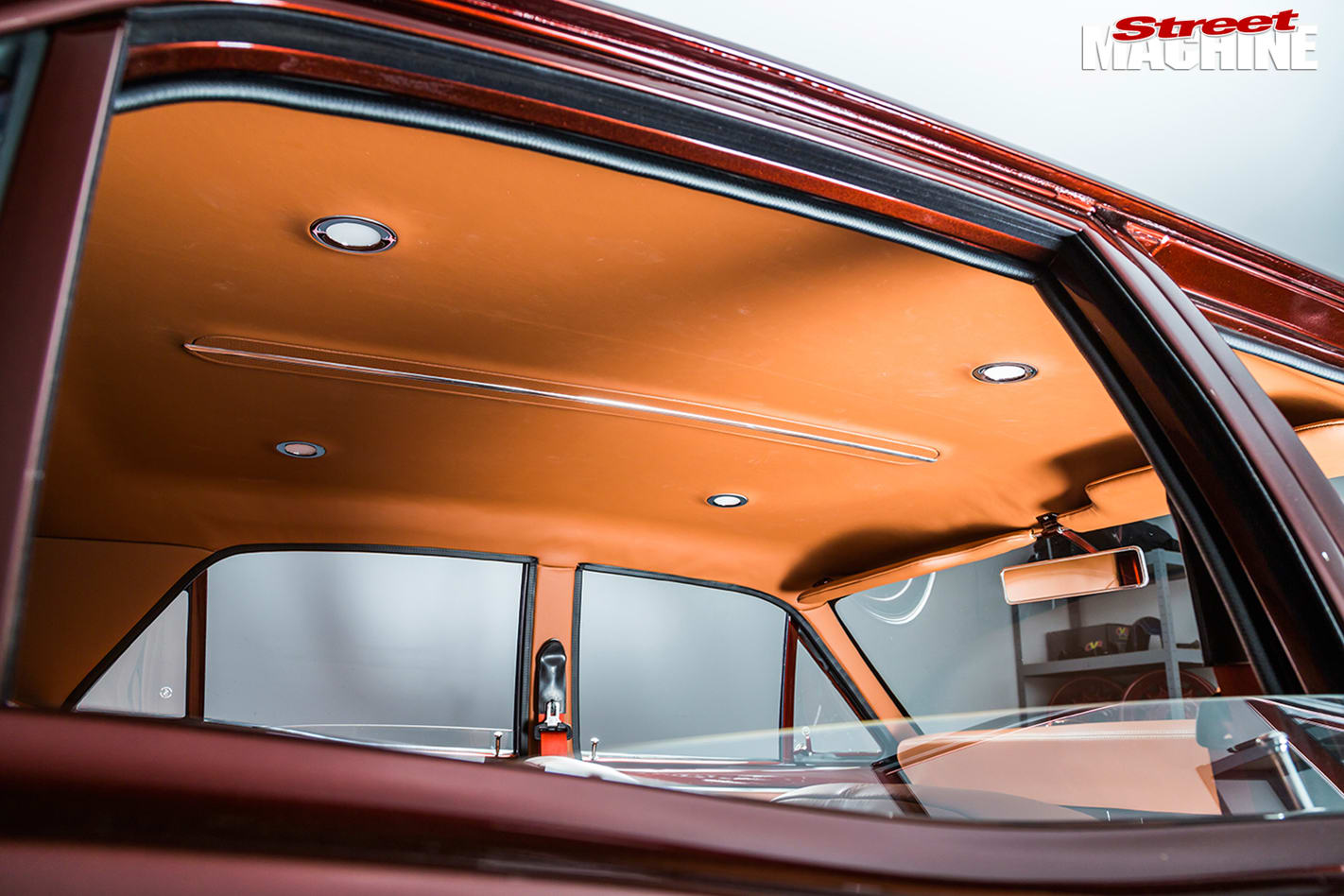 Ford -Falcon -XR-interior -roof -lining