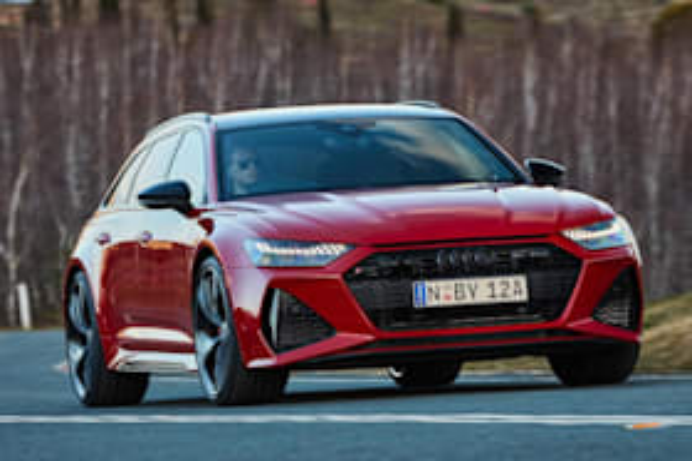 2020 Audi RS 6 Red Jpg