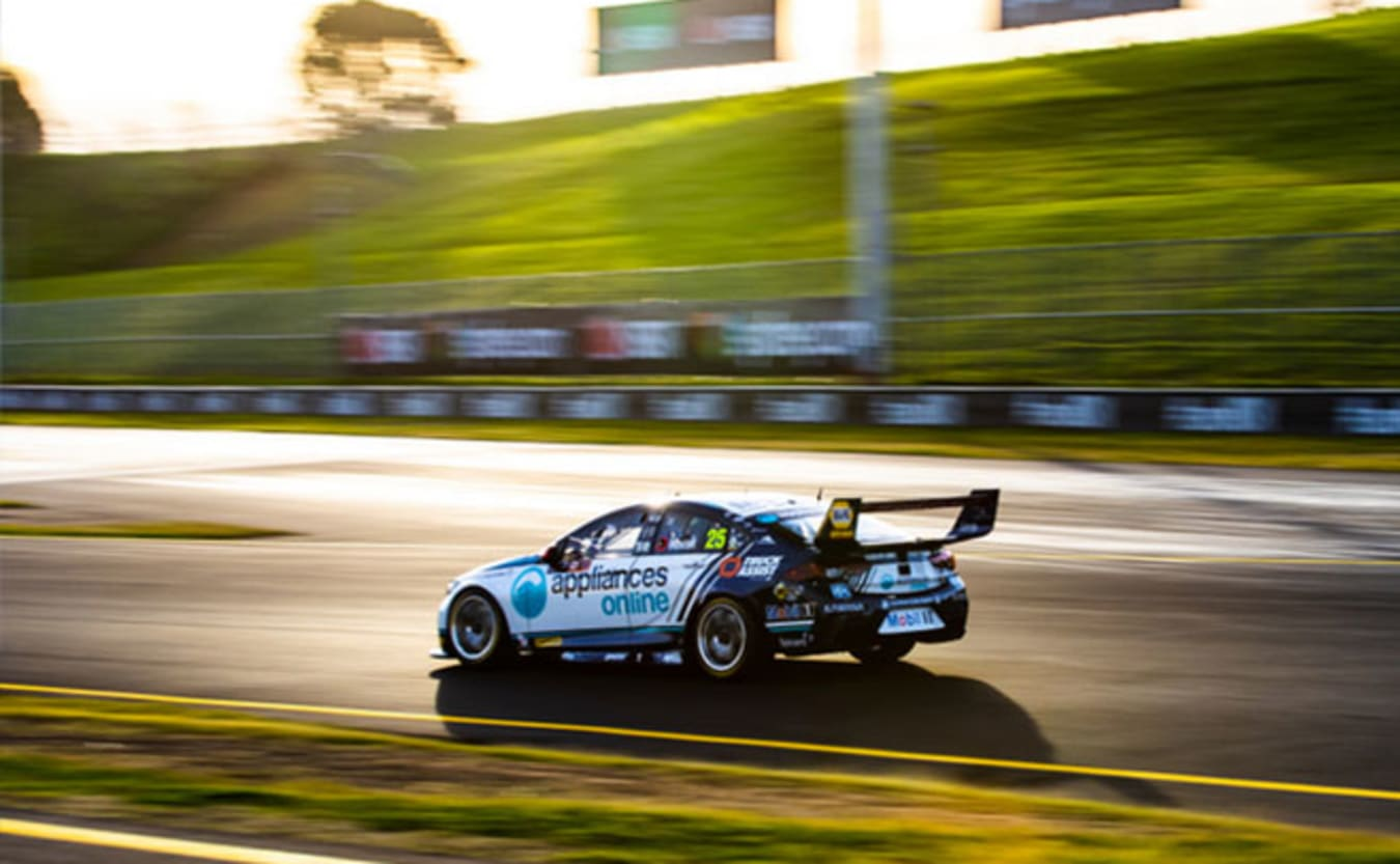 Chaz Mostert Walkinshaw Commodore Supercar auction