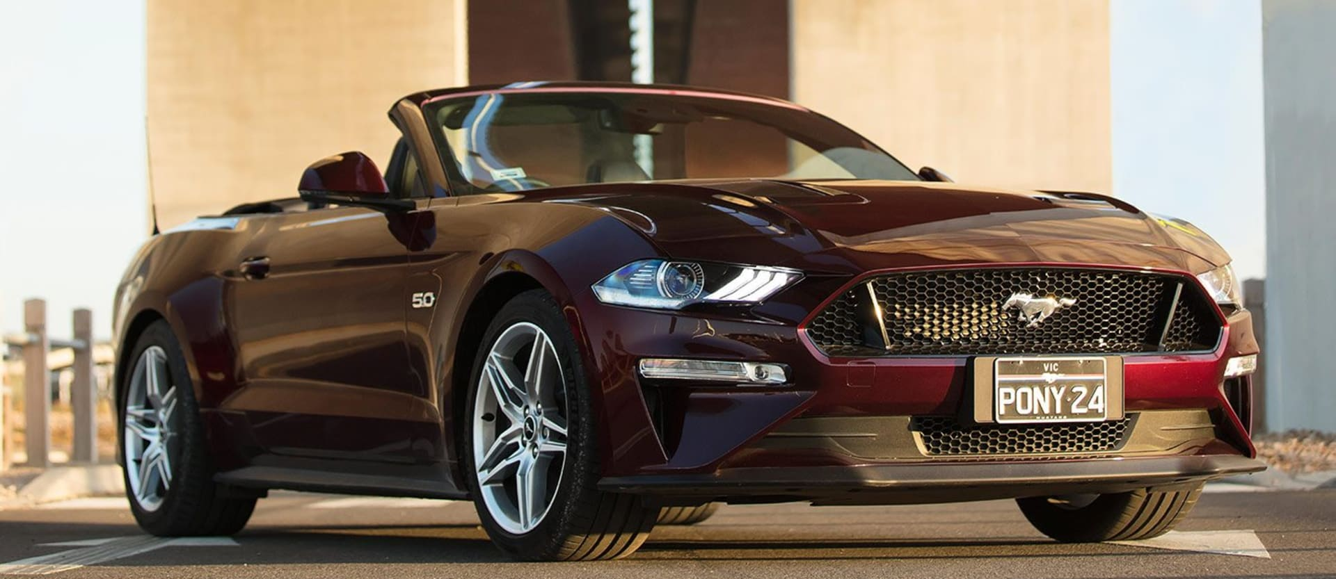 2018 Ford Mustang GT convertible