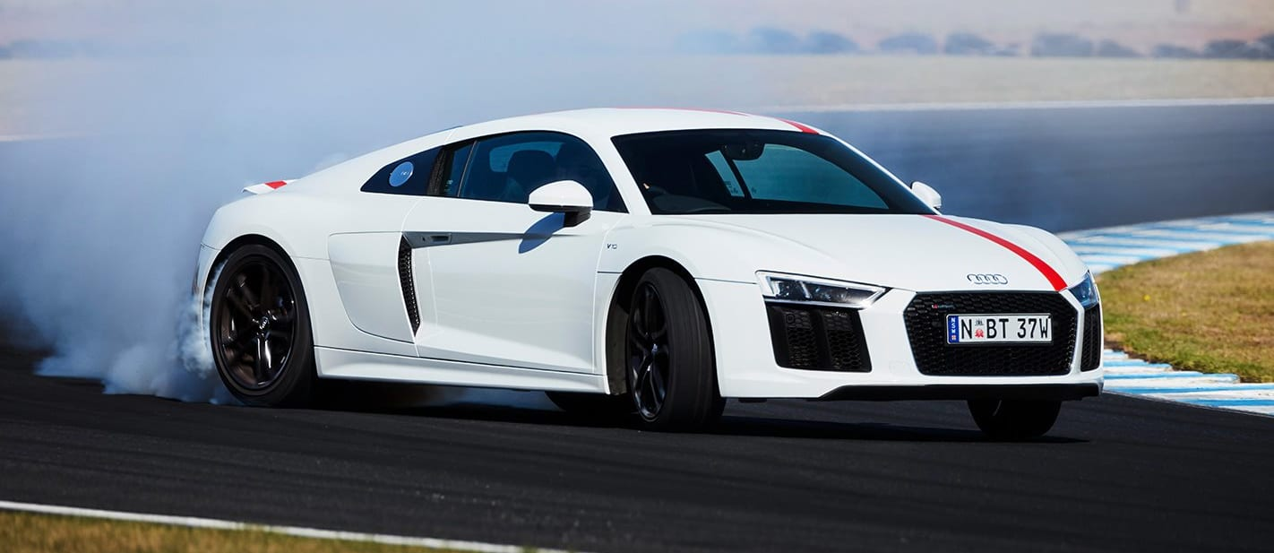 2018 Audi R8 V10 RWS review road and track