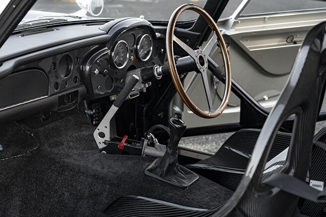Aston Martin DB5 stunt car