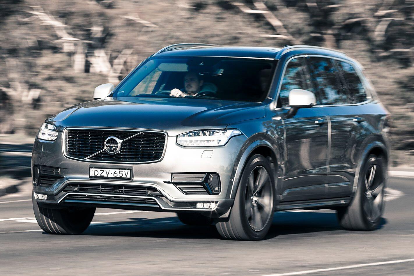 Volvo slashes prices of XC90 large SUV