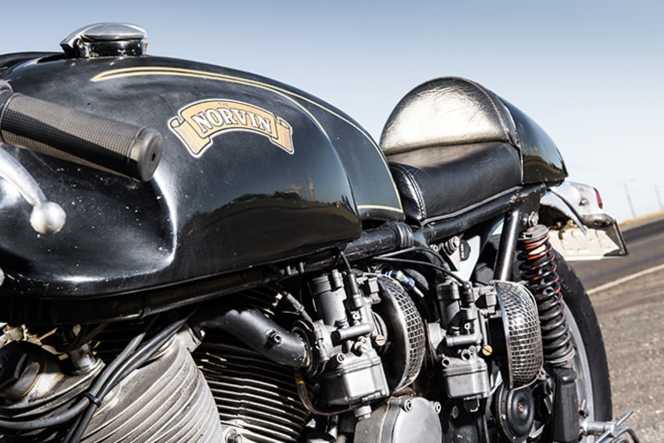 Norvin motorcycle