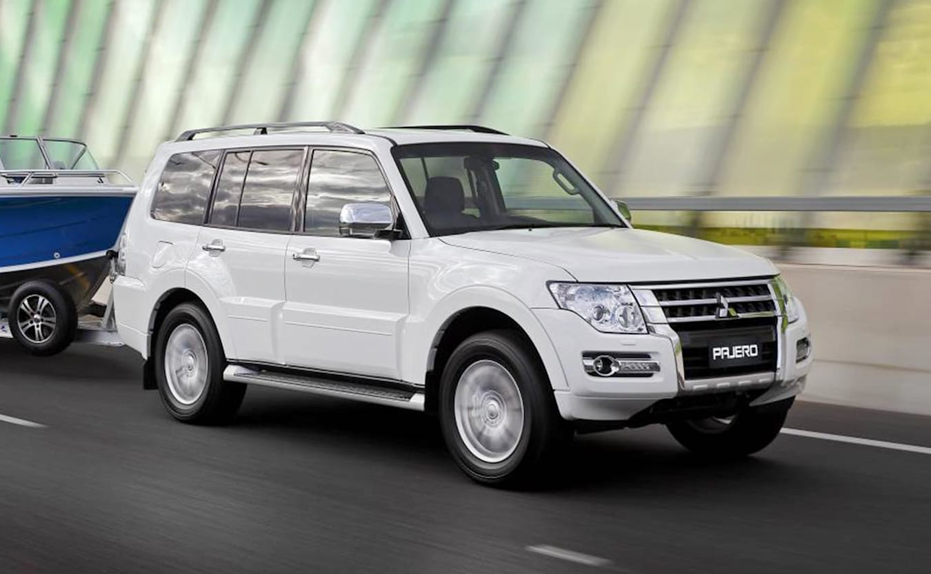 2020 Mitsubishi Pajero announced news
