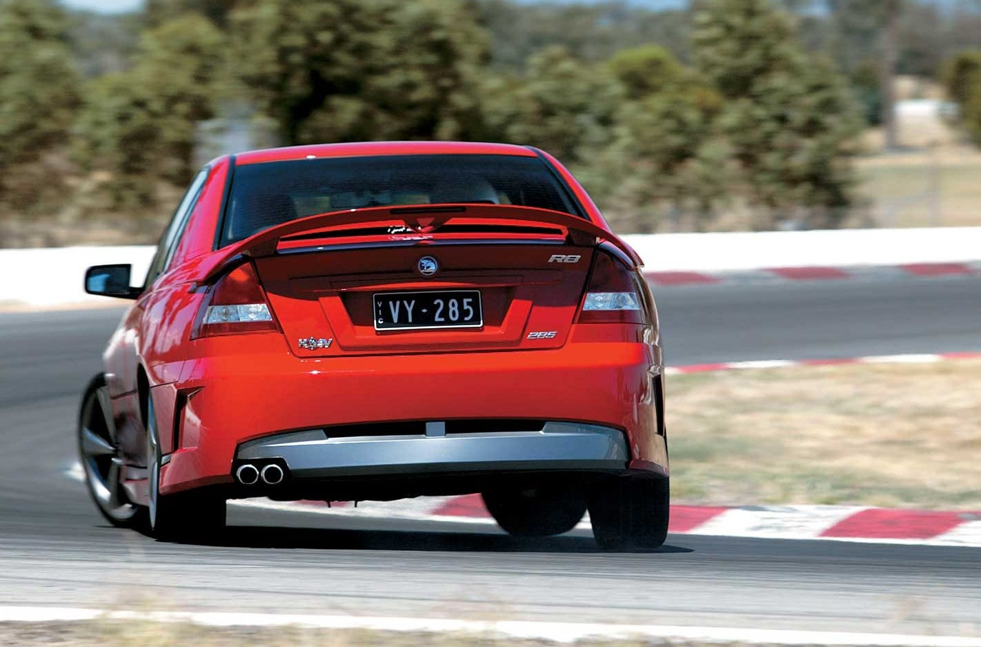 Performance Car of the Year 2004 5th place HSV Clubsport R8