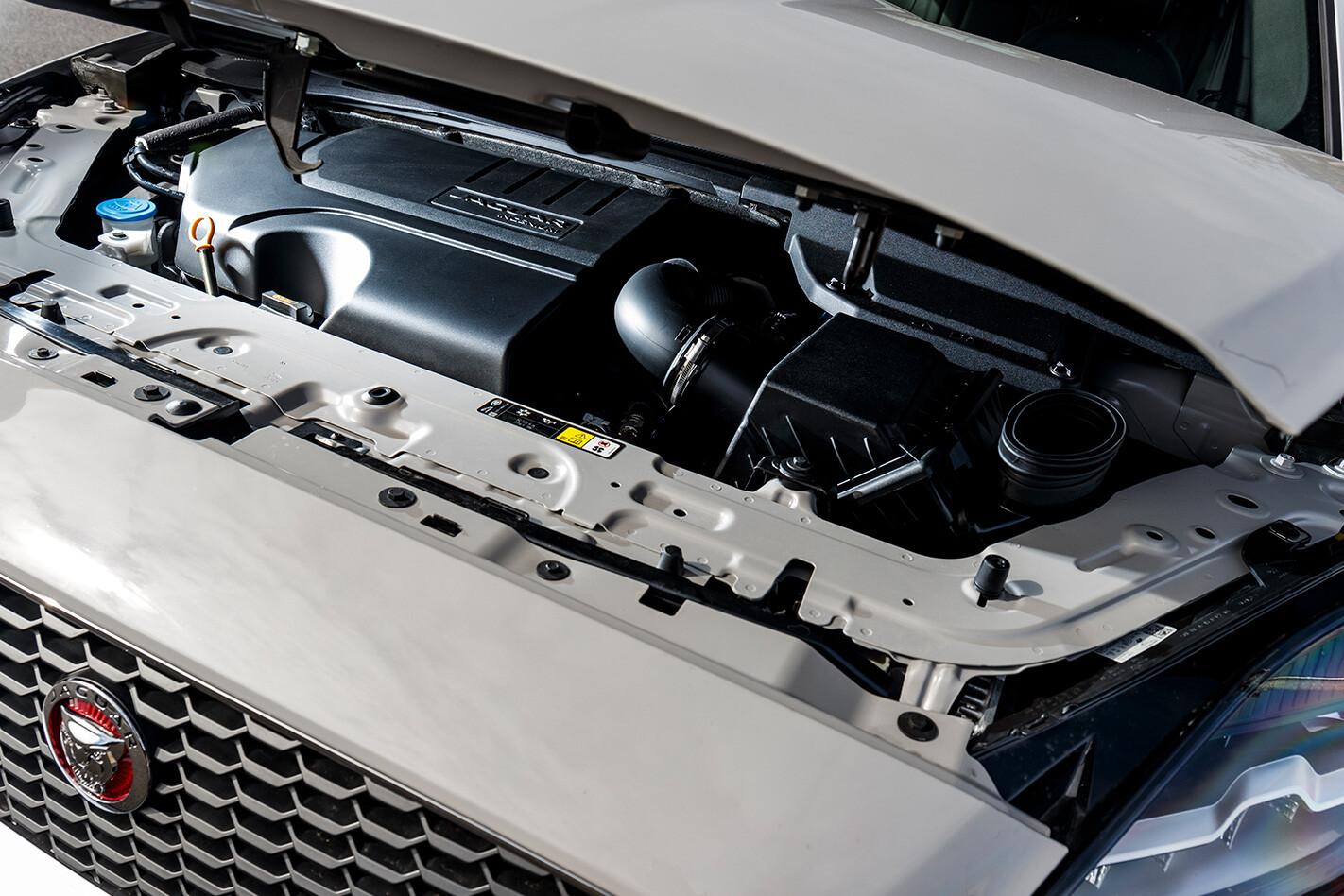 Jaguar E Pace Engine Jpg