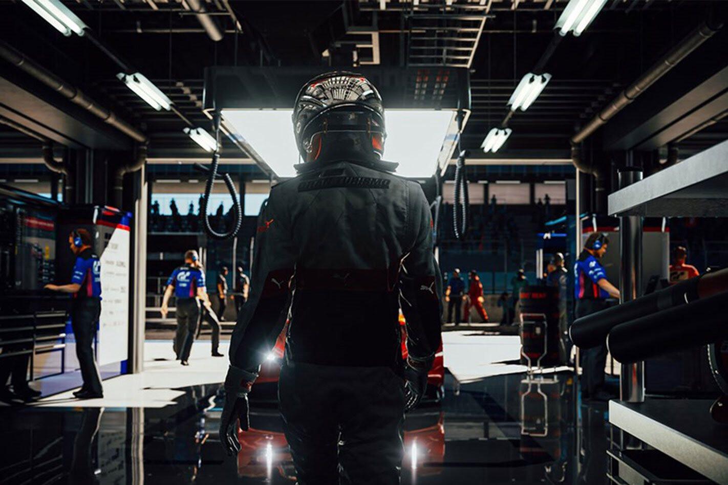 Gran Turismo 7 release date details