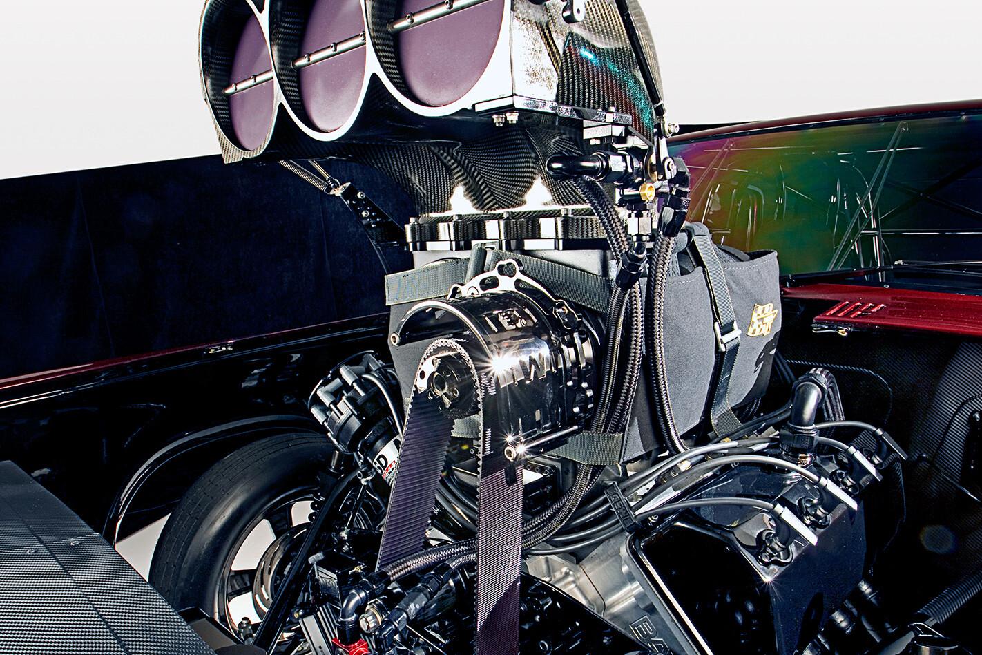 VC Valiant engine