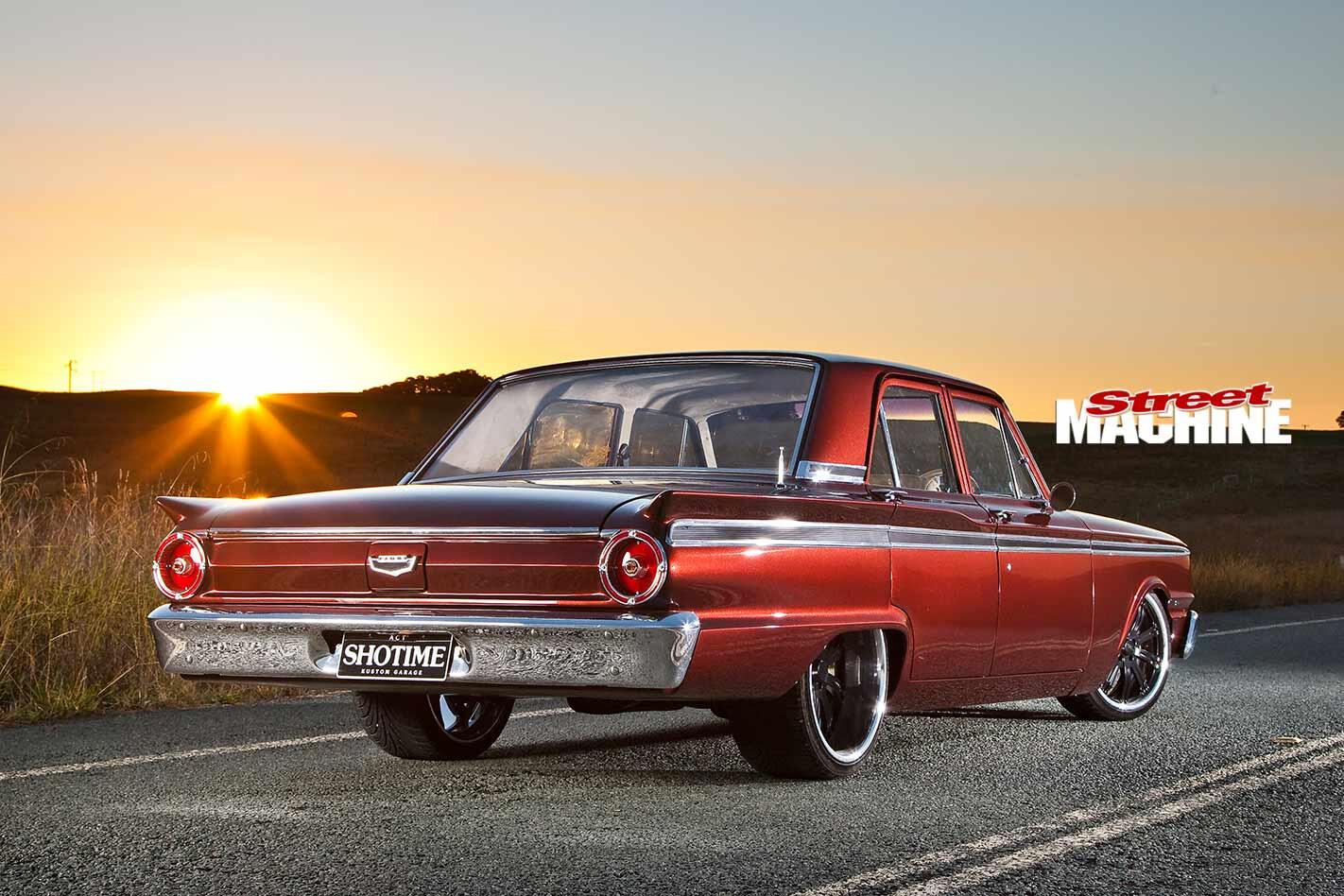 Ford Compact Fairlane rear