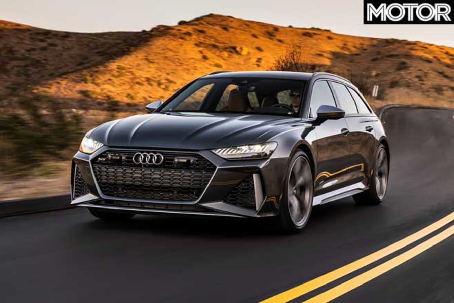 Audi RS 6 Avant Drive Jpg