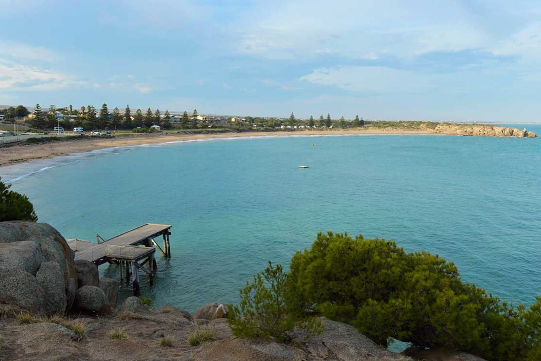 Horseshoe Bay, Port Elliot, South Australia