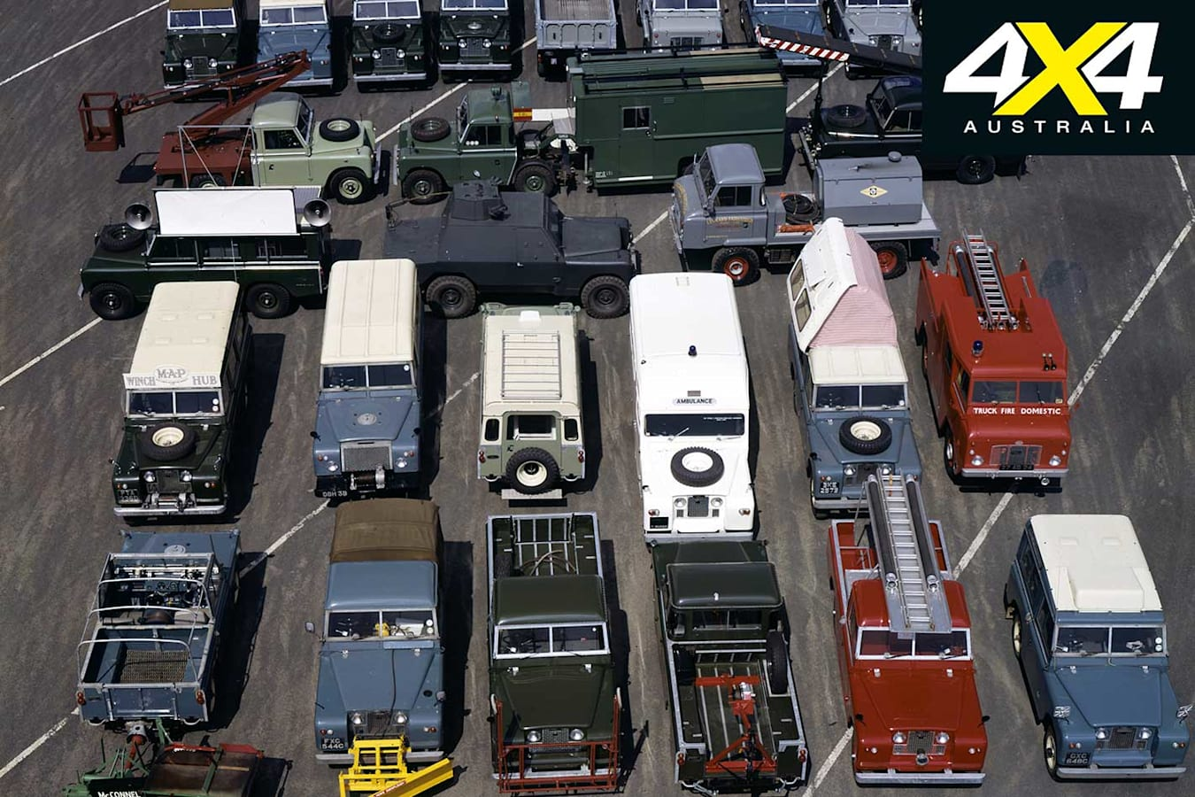 70 Years Of Land Rover Variation Jpg