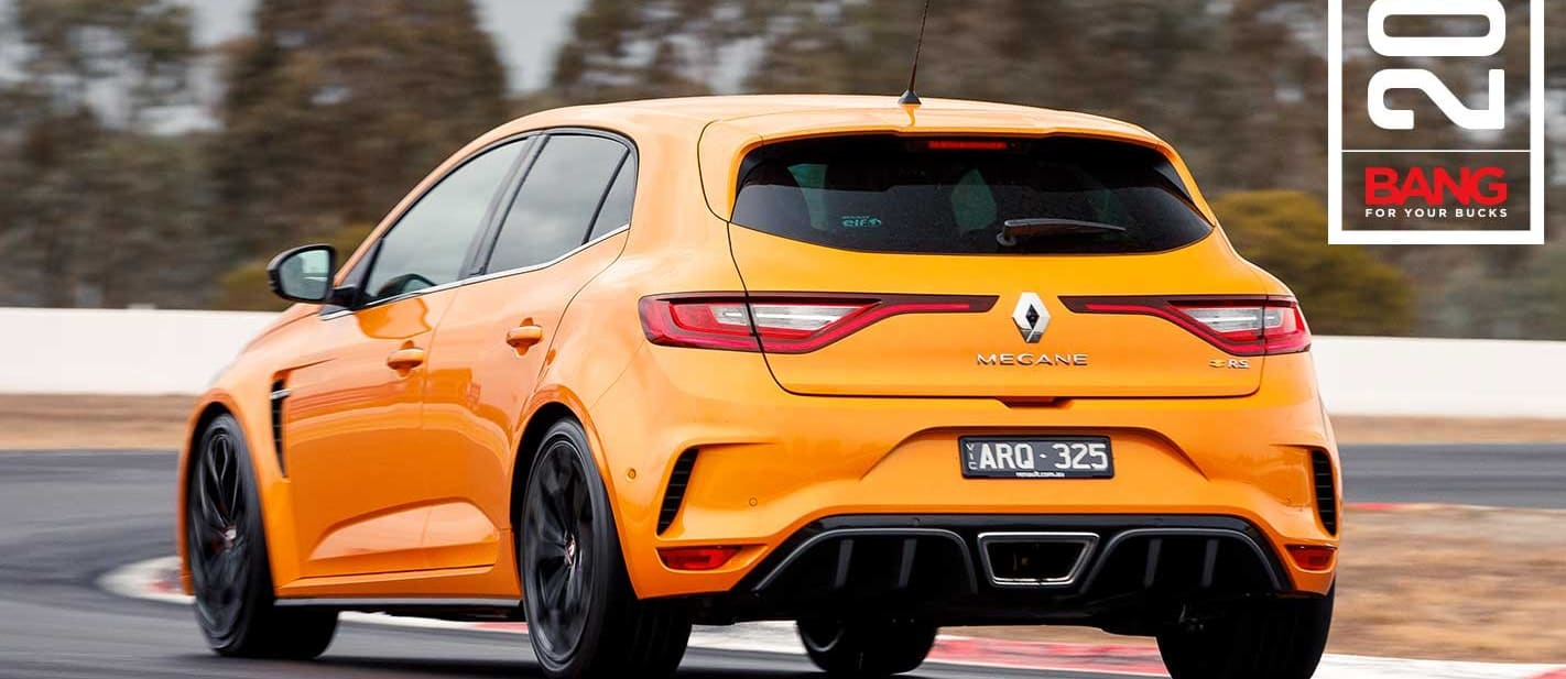 2019 Renault Megane RS280 Cup track review