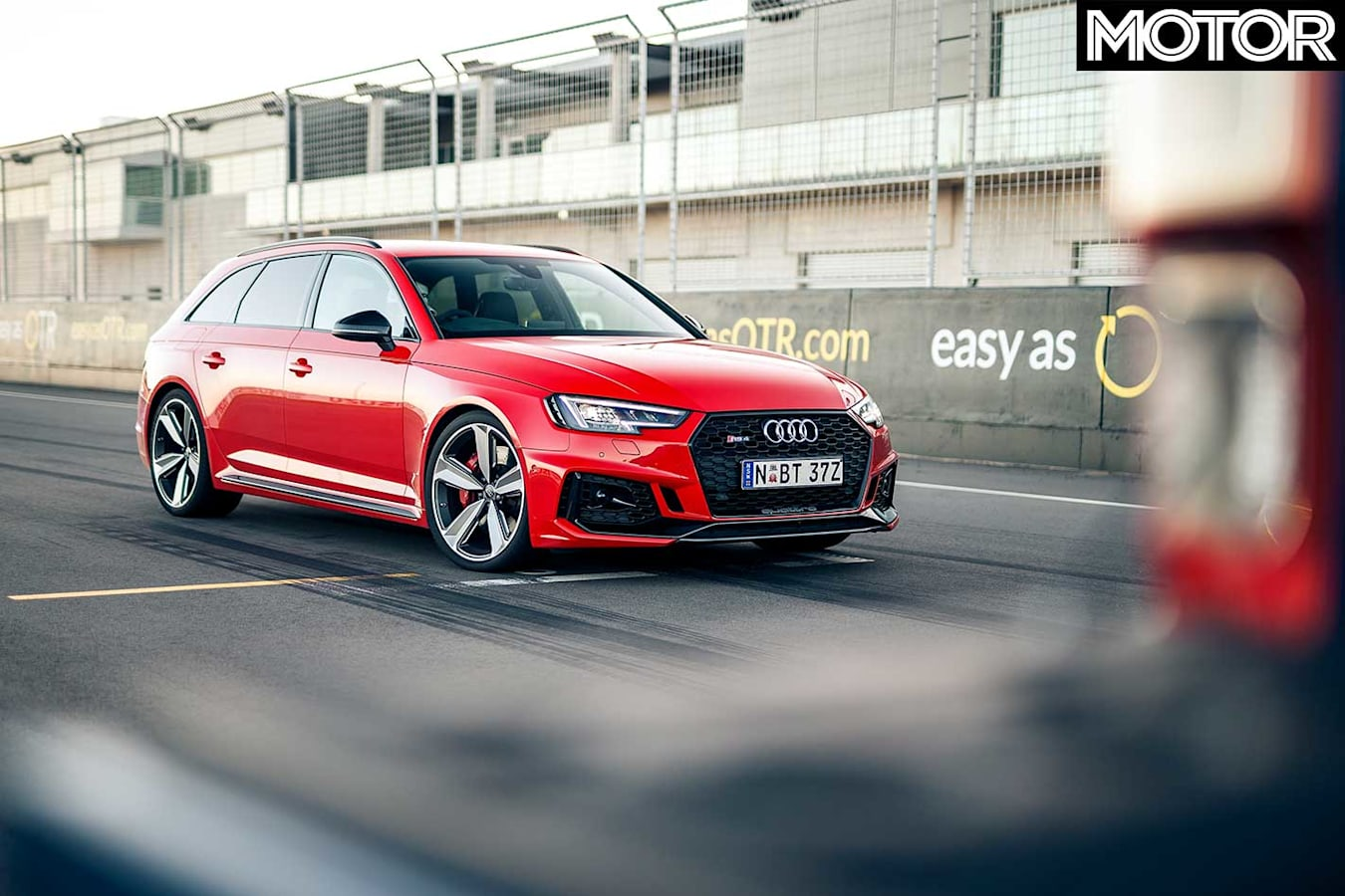 Performance Car Of The Year 2019 6th Place Audi RS 4 Avant Scoring Jpg