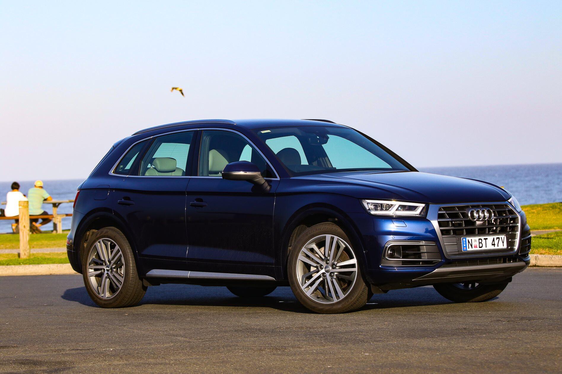 2019 Audi Q5 50 TDI