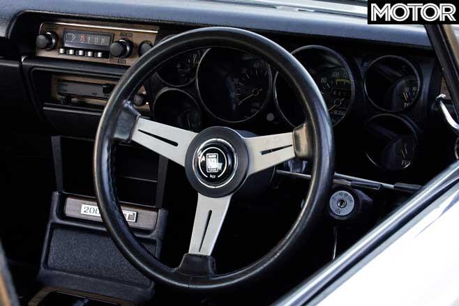 1969 Nissan Hakosuka Skyline GT R Dashboard Jpg