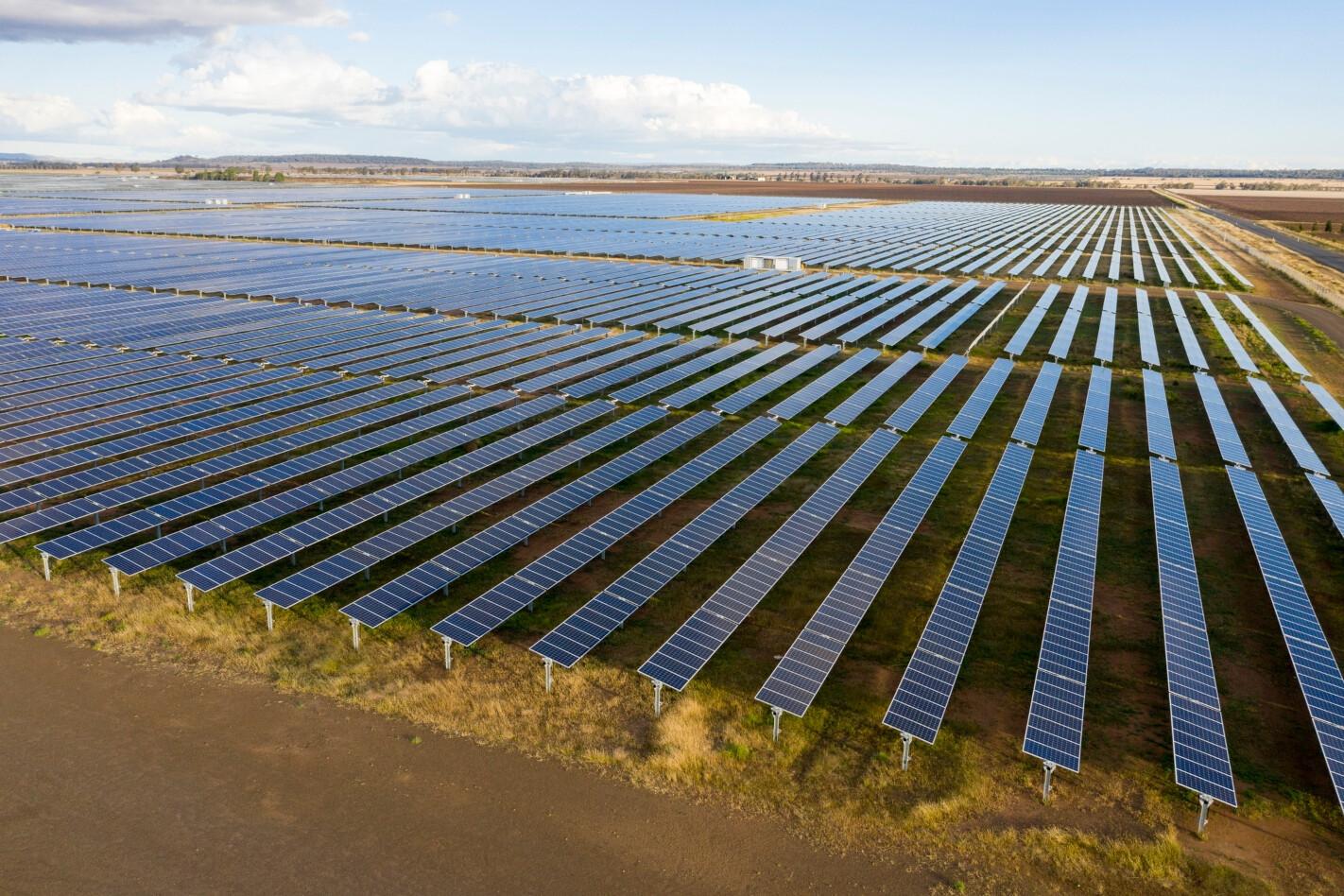 Yarranlea Solar Farm central Queensland