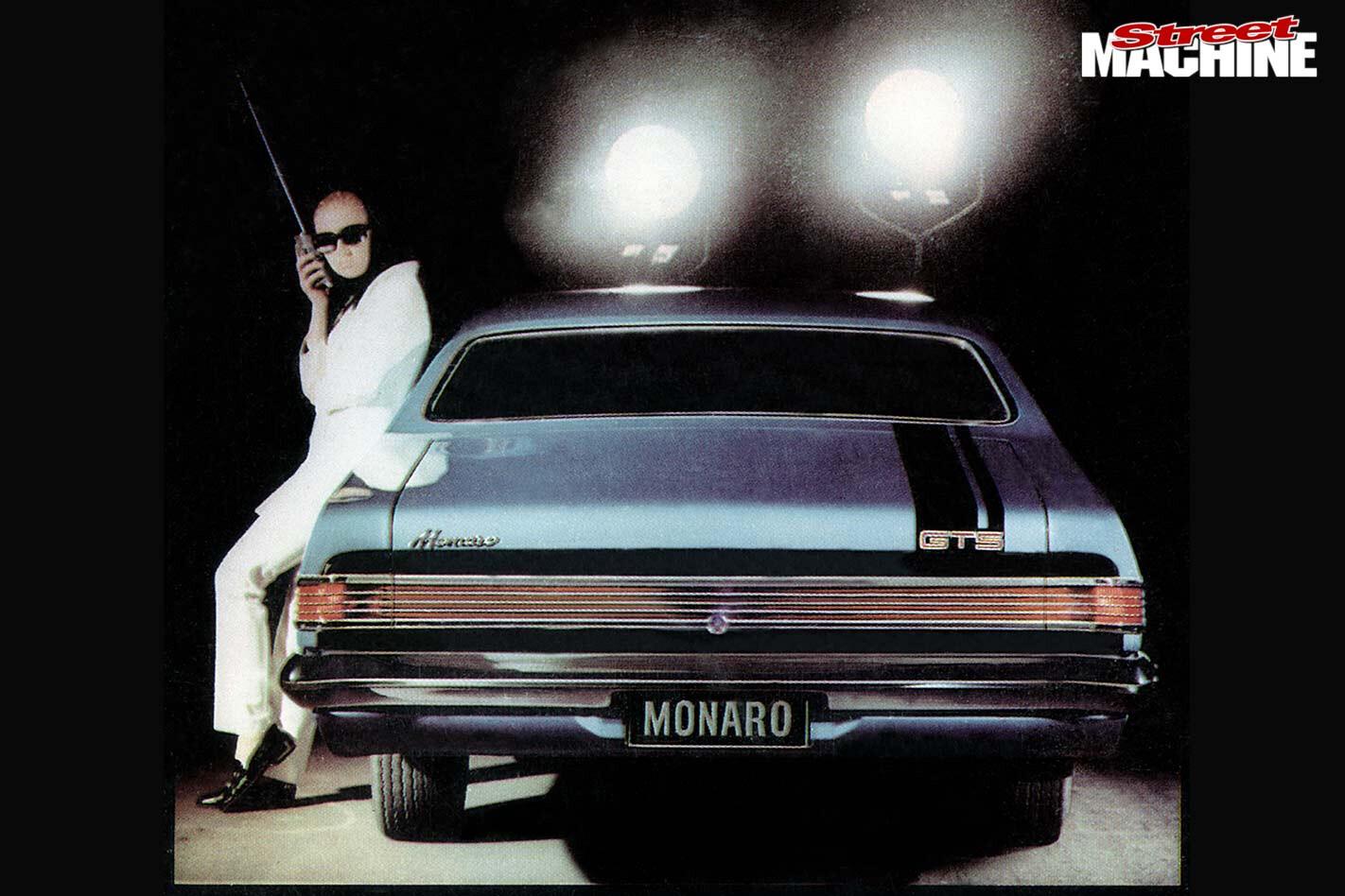 Holden HK Monaro GTS
