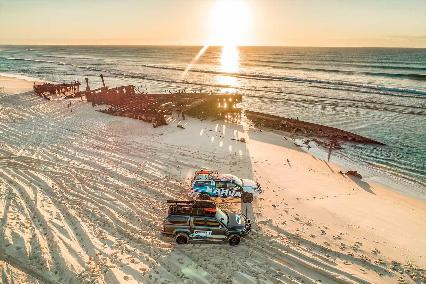Best beach drives in Australia